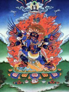 Vajrakilaya Practice @ White Lotus Buddhist Center